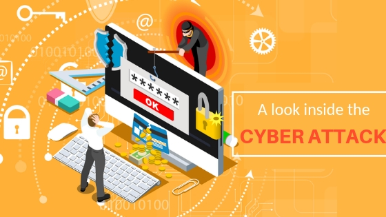 Cyber Attacks Types Information