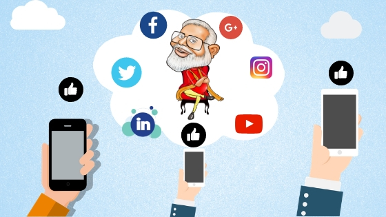 Evolvement of Digital Marketing in Political Parties