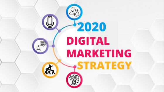 2020 Strategy of Digital Transformation